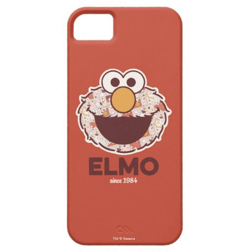 Sesame Street | Elmo Since 1984 iPhone SE/5/5s Case