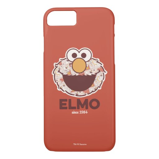 Sesame Street | Elmo Since 1984 iPhone 8/7 Case