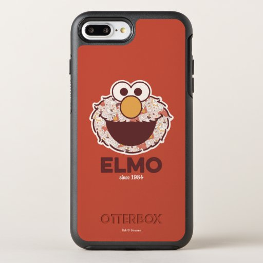 Sesame Street | Elmo Since 1984 OtterBox Symmetry iPhone 8 Plus/7 Plus Case