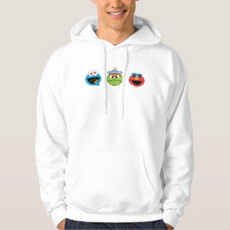 Sesame Street Emoji Pals Hoodie