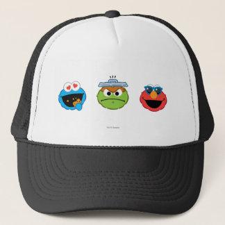 Sesame Street Emoji Pals Trucker Hat