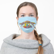 Sesame Street | Everlasting Joy Since 1969 Adult Cloth Face Mask