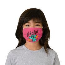 Sesame Street   ¡Hola! Rosita Kids' Cloth Face Mask