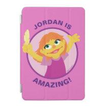 Sesame Street | Julia Holding Feather iPad Mini Cover