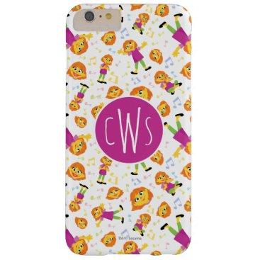 Sesame Street | Julia Music Pattern Barely There iPhone 6 Plus Case