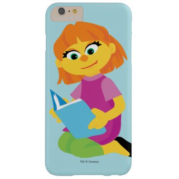 Sesame Street | Julia Reading a Book Barely There iPhone 6 Plus Case