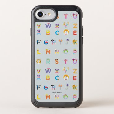 Sesame Street | Letters of the Alphabet Speck iPhone Case