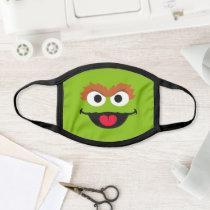Sesame Street Oscar the Grouch Face Face Mask