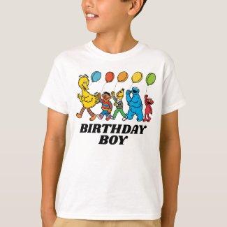 Sesame Street Pals | Party Balloons T-Shirt