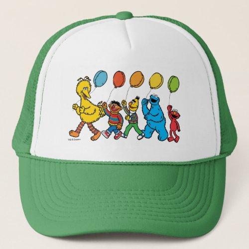 Sesame Street Pals | Party Balloons Trucker Hat