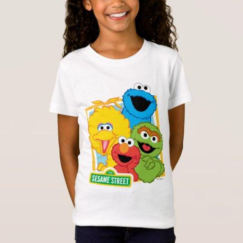 Sesame Street Pals T_Shirt