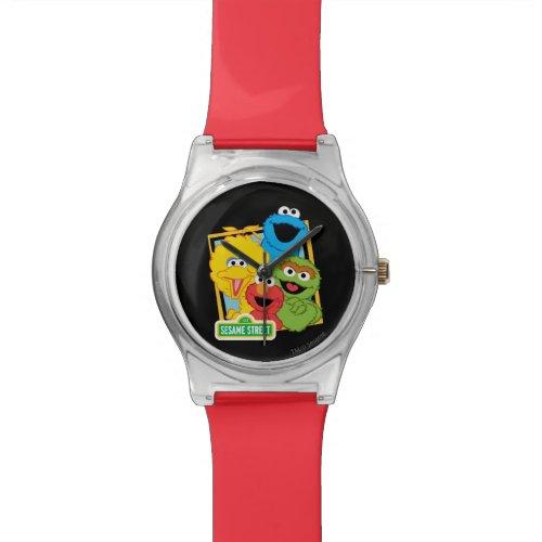 Sesame Street Pals Wristwatch