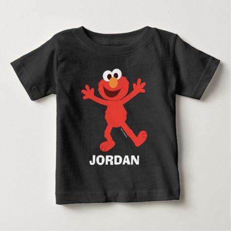 Sesame Street | Personalized Elmo Baby T-Shirt