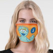 Sesame Street   Personalized Rosita Face Mask