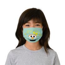 Sesame Street   Rosita Face Art Kids' Cloth Face Mask