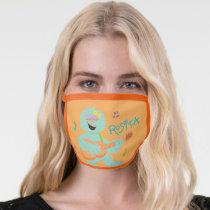 Sesame Street   Rosita Playing Guitar Face Mask