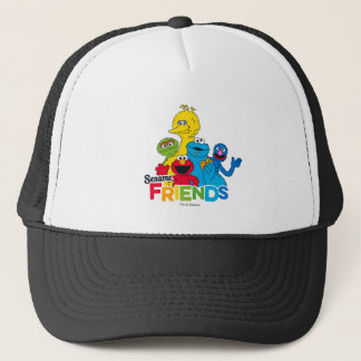 Sesame Street | Sesame Friends Trucker Hat
