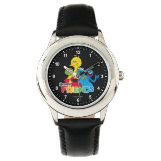 Sesame Street | Sesame Friends Wrist Watch