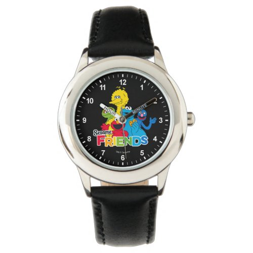 Sesame Street | Sesame Friends Wrist Watch