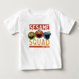 Sesame Street - Sesame Squad Baby T-Shirt