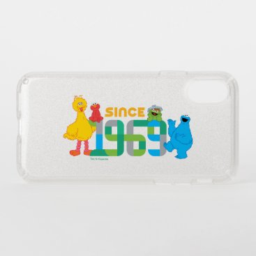 Sesame Street | Since 1969 Speck iPhone X Case