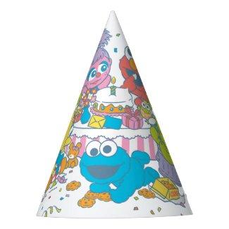 Sesame Street | Sweet Baby Birthday Party Hat