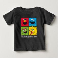 Sesame Street   The Original Cool Kids Baby T-Shirt