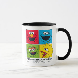 Sesame Street | The Original Cool Kids Mug
