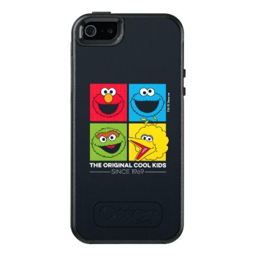 Sesame Street | The Original Cool Kids OtterBox iPhone 5/5s/SE Case