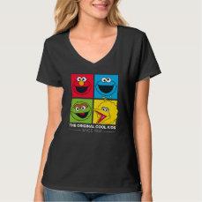 Sesame Street   The Original Cool Kids T-Shirt
