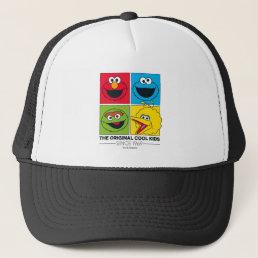 Sesame Street | The Original Cool Kids Trucker Hat