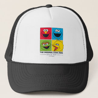 Sesame Street | The Original Cool Kids Trucker Hat