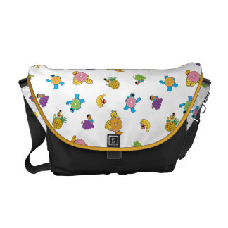 Sesame Street Tropical Pattern Courier Bag
