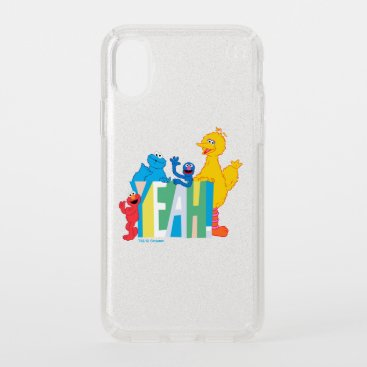 Sesame Street Yeah! Speck iPhone X Case