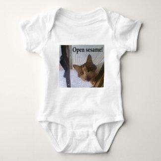 ¡Sésamo abierto! Body Para Bebé