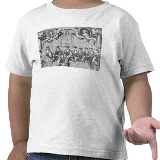 Sesión del d'Auvergne de Jours de los Grands Camisetas