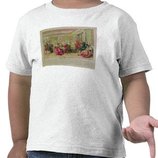 Sesión del hipnotismo con Francisco Antón Mesmer Camisetas