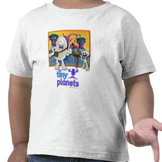 Sesión minúscula de Jammin de los planetas Camiseta