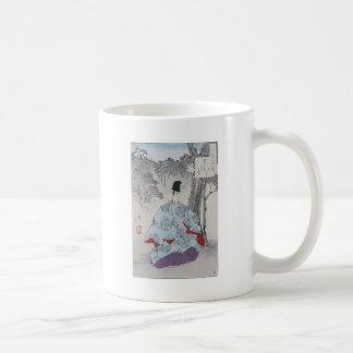 Seson Temple Moon (Sesonji no tsuki) Coffee Mug