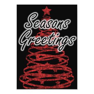 Sesons Greetings Invitation 24