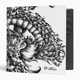 Sessions Dragon Binder