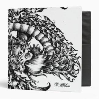Sessions Dragon Binder