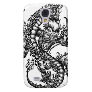 Sessions Dragon Galaxy S4 Cases