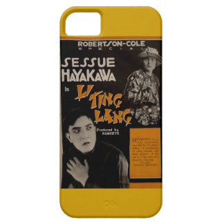 Sessue Hayakawa 1920 silent movie exhibitor ad iPhone 5/5S Covers