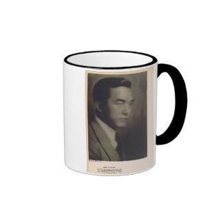 Sessue Hayakawa 1922 Portrait Coffee Mug