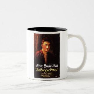 Sessue Hayakawa Beggar Prince movie poster Coffee Mug