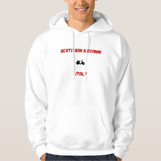 Sesto San Giovanni, Italy Scooter Hoodie