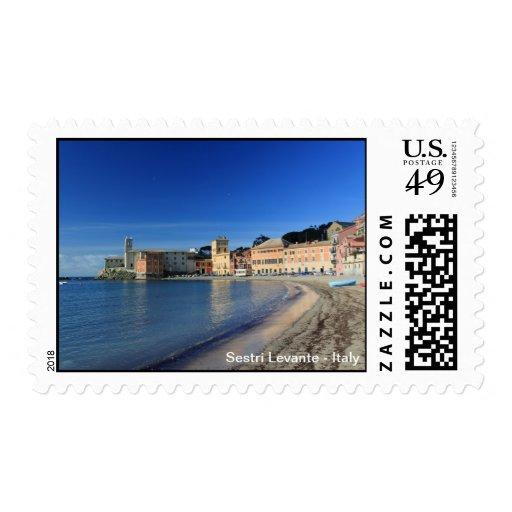 Sestri Levante, Italy Postage