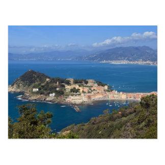 Sestri Levante, Italy Postcard