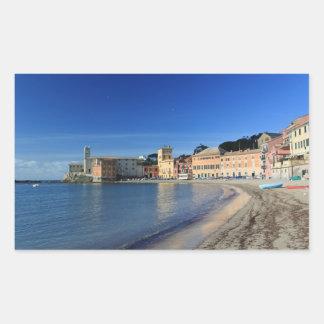 Sestri Levante, Italy Rectangular Sticker